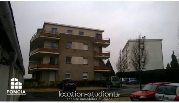 Logement étudiant Location Studio Vide Anneux (59400)