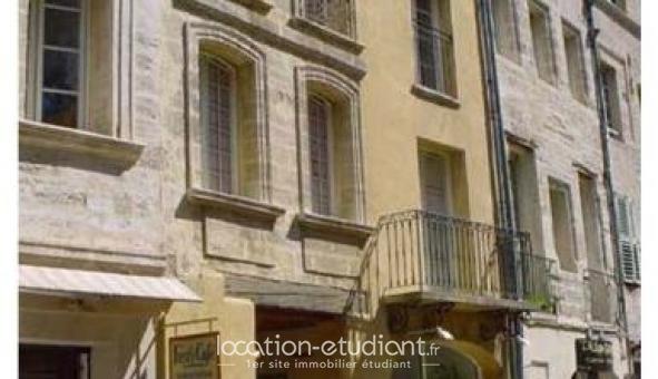 Logement �tudiant Studio à Avignon (84000)