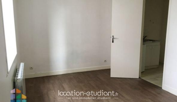 Logement étudiant Studio à Évreux (27000)