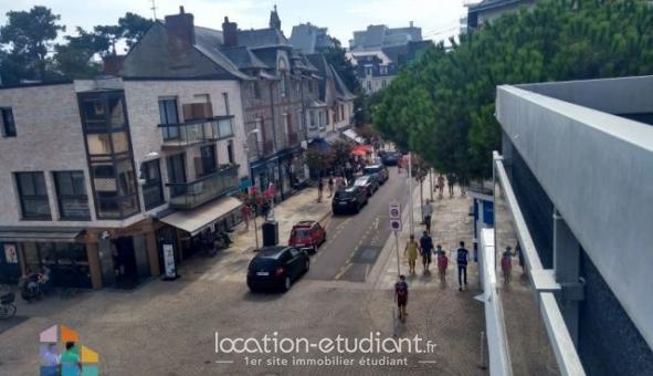 Logement étudiant Studio à La Baule Escoublac (44500)