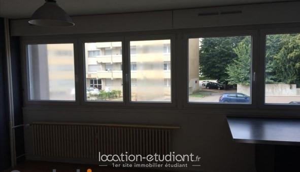 Logement étudiant Studio à Le Ban Saint Martin (57050)