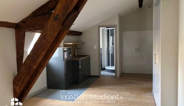 Logement étudiant Studio à Lyon 1er arrondissement (69001)