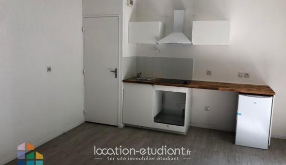 Logement étudiant Studio à Marseille 15ème arrondissement (13015)