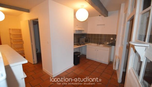 Logement étudiant Studio à Montauban (82000)