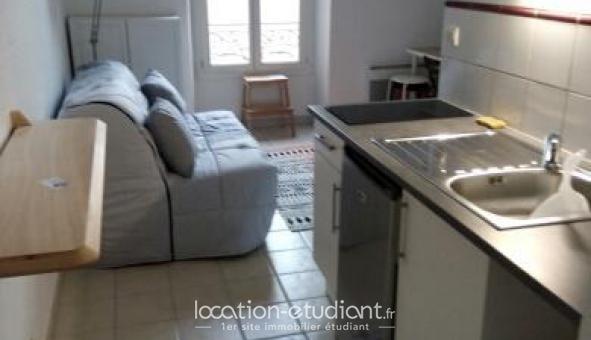 Logement �tudiant Location Studio Vide Nice (06100)