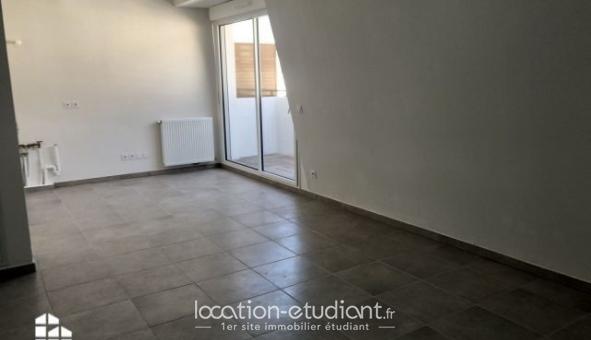 Logement étudiant Studio à Nice (06100)