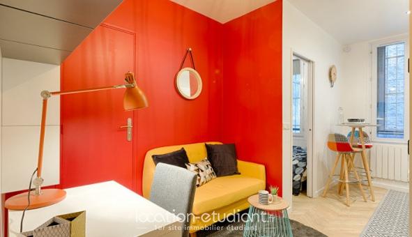 Logement étudiant Studio à Paris 09ème arrondissement (75009)