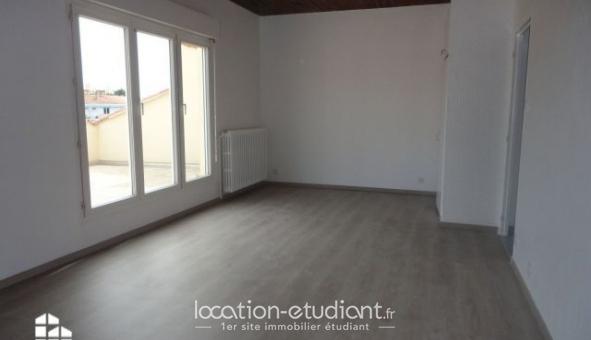 Logement �tudiant Studio à Perpignan (66100)