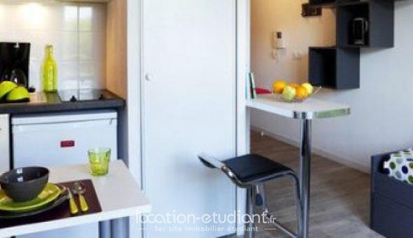 Logement étudiant Studio à Villeneuve d'Ascq (59491)