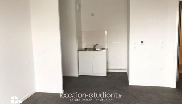 Logement étudiant Location T2 Vide Caen (14000)