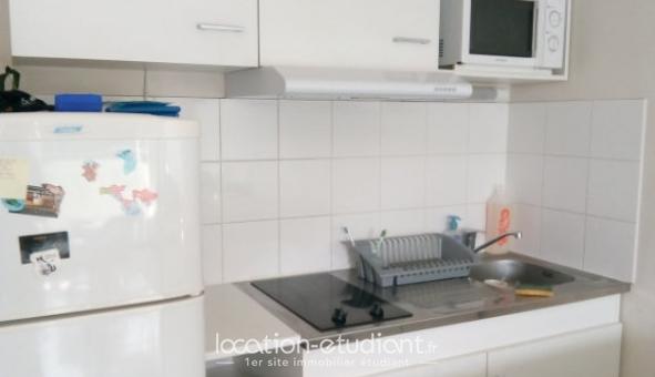 Logement �tudiant T2 à Carbon Blanc (33560)