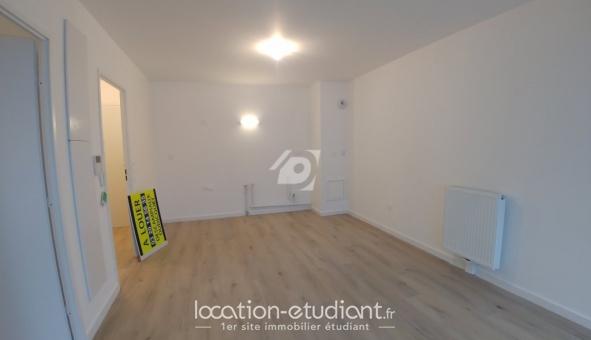 Logement étudiant Location T2 Vide Lille (59800)