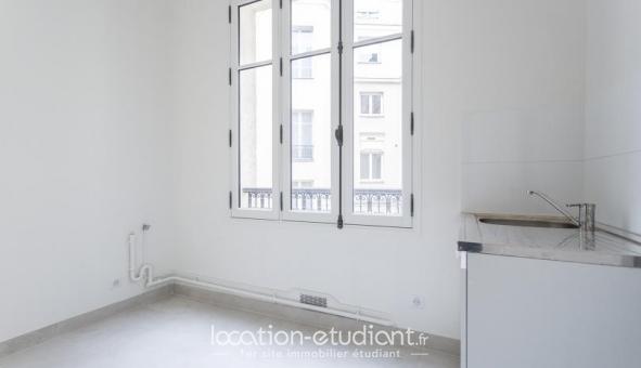 Logement étudiant T2 à Paris 16ème arrondissement (75016)
