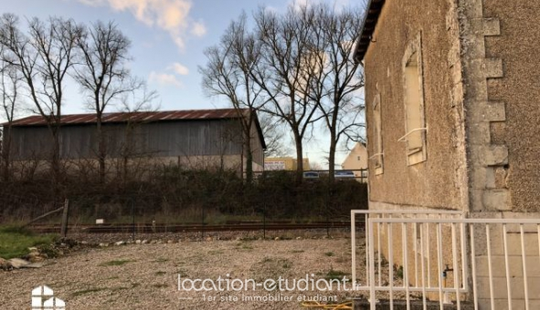 Logement �tudiant T3 à Ambloy (41310)