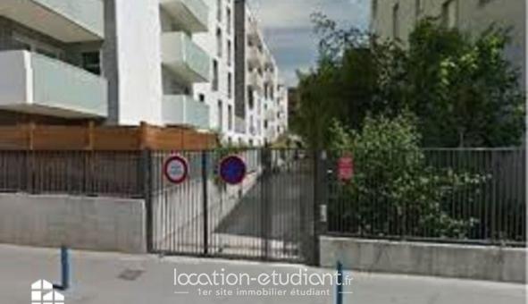 Logement étudiant T3 à Aubervilliers (93300)