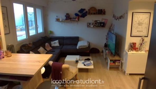 Logement étudiant T3 à Caen (14000)
