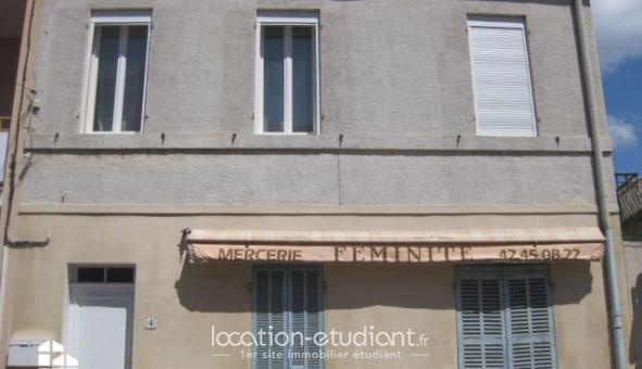 Logement étudiant Location T3 Vide Carry le Rouet (13620)