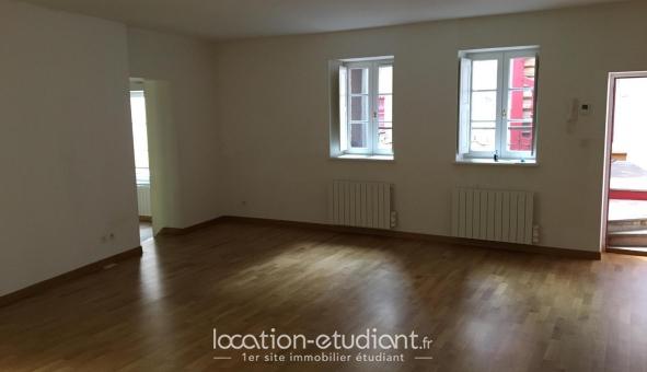 Logement étudiant T3 à La Charmée (71100)