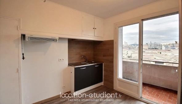 Logement étudiant T3 à Marseille 10ème arrondissement (13010)