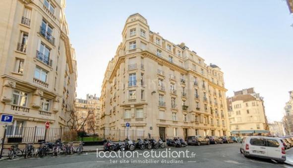Logement étudiant T3 à Paris 15ème arrondissement (75015)
