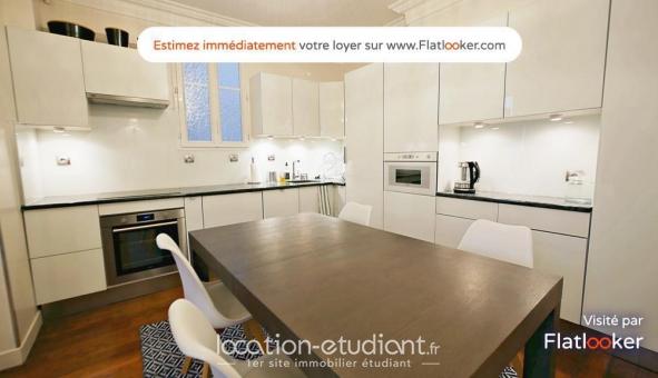 Logement étudiant T3 à Paris 17ème arrondissement (75017)