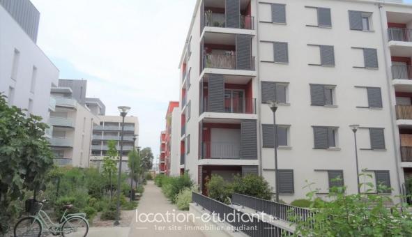 Logement étudiant Location T3 Vide Toulouse (31500)
