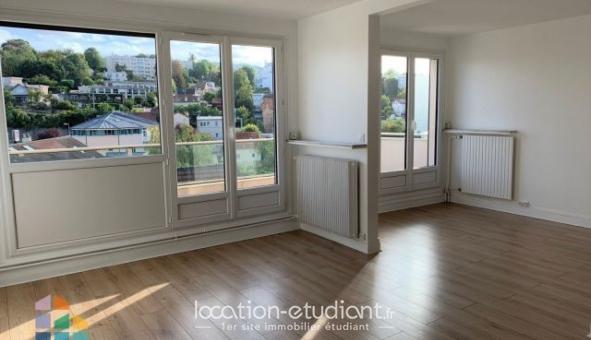 Logement �tudiant Location T4 Vide Le Pecq (78230)