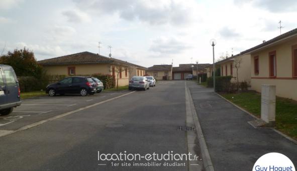 Logement étudiant T4 à Montauban (82000)