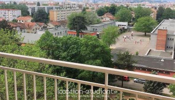 Logement étudiant T4 à Villeurbanne (69100)